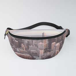 Downtown Chicago Skyline, Fine Art Photography Fanny Pack