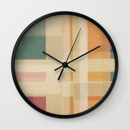 New Urban Intersections 02 Wall Clock