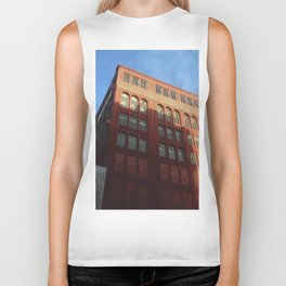 1400 Woodward - Downtown Detroit Biker Tank