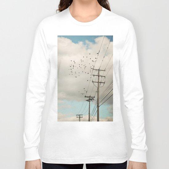 Sky Dance  Long Sleeve T-shirt