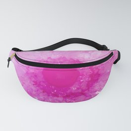 Agate nipple Fanny Pack