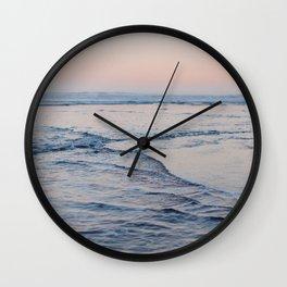 Pacific Dreaming Wall Clock