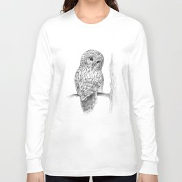 The Ural Owl Long Sleeve T-shirt