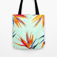 The bird of paradise flower #society6 Tote Bag