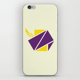 Hexagon iPhone Skin