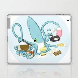 Diner Squid Laptop & iPad Skin