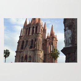 church san Miguel de allende Rug