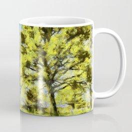 English Summer Farm Van Gogh Coffee Mug