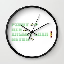 The Game Of Life Wall Clock