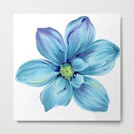 Flower ;) Metal Print