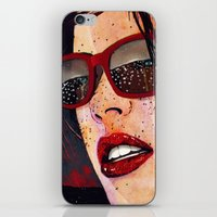 miami iPhone & iPod Skins featuring MIAMI  by Stephan Parylak