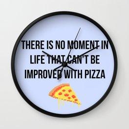 Daria - Pizza Wall Clock