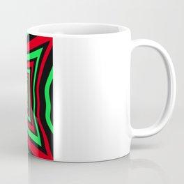 """Overwork """"Chilli Lime"""" Coffee Mug"""