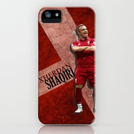 Shaqiri iPhone Case