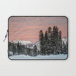 Big Cottonwood Sunrise Laptop Sleeve