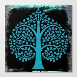 Bodhi Tree0107 Canvas Print