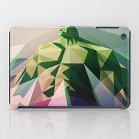 mad iPad Cases featuring Mad Man by Liam Brazier