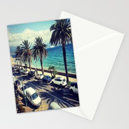 Palm trees from France  Stationery Cards