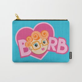 Barb Is My Valentine Carry-All Pouch