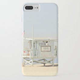 ALPACA -  VENICE BEACH No. 23 iPhone Case