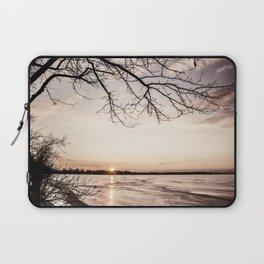 The sunset Laptop Sleeve