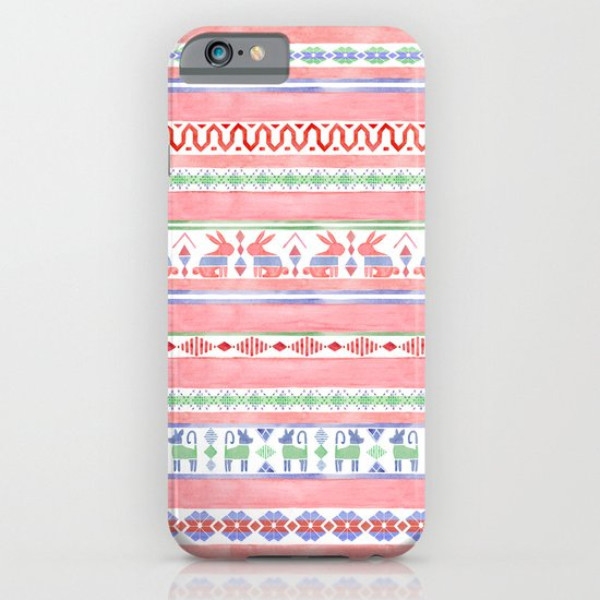 Mexican Blanket iPhone & iPod Case