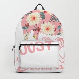 Jesus Pink Pig Farmer Oink Farm Barn Oink Mud Collection Flowers Flower Ribbon T-shirt Design Backpack