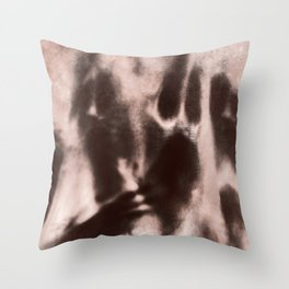 Spectres Throw Pillow