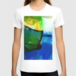 Abstract Bliss 4I by Kathy Morton Stanion T-shirt