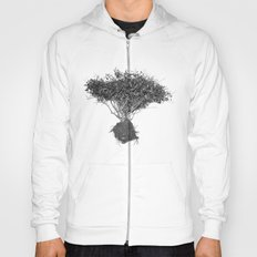 Floating Shrubbery Hoody