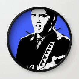 Elvis Presley Pop Art Wall Clock