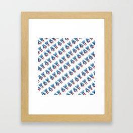 Bingo Bronson Framed Art Print