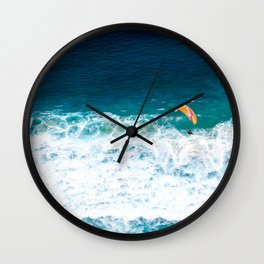 Given to Fly III Wall Clock