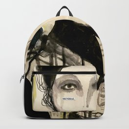 Madame Butterfly Backpack