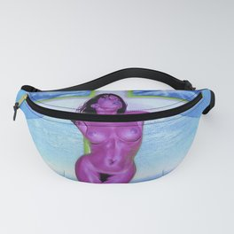 Self Sacrifice in Pink Fanny Pack