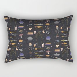 Baking Witch Starter Kit Rectangular Pillow