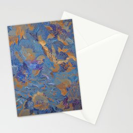 Wander what is underneath Stationery Cards