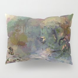 Landscape of Perception Pillow Sham