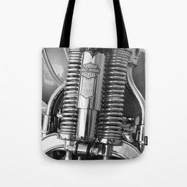 Harley Springer Tote Bag