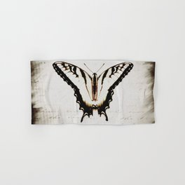 Rustic Butterfly Modern Cottage Chic Country Home Decor A475 Hand & Bath Towel
