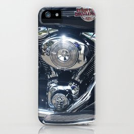 Harley Electra-Glide iPhone Case