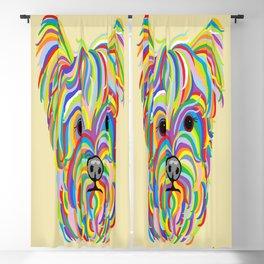 Yorkshire Terrier - YORKIE! Blackout Curtain