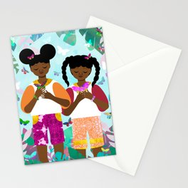 Under the Forest Trees Stationery Cards