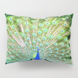 Peacock Feathers | Bird | Birds | Nadia Bonello | Canada Pillow Sham