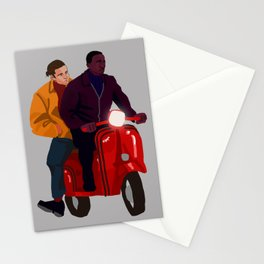 Team Work Stationery Cards