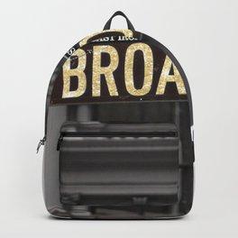 broadway Backpack