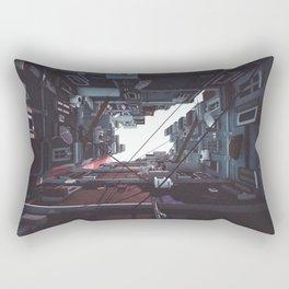 Yard Rectangular Pillow
