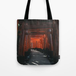 Fushimi-Inari Tote Bag