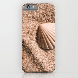 Summer Sea Shell iPhone Case