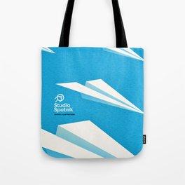 Paper squadron Tote Bag